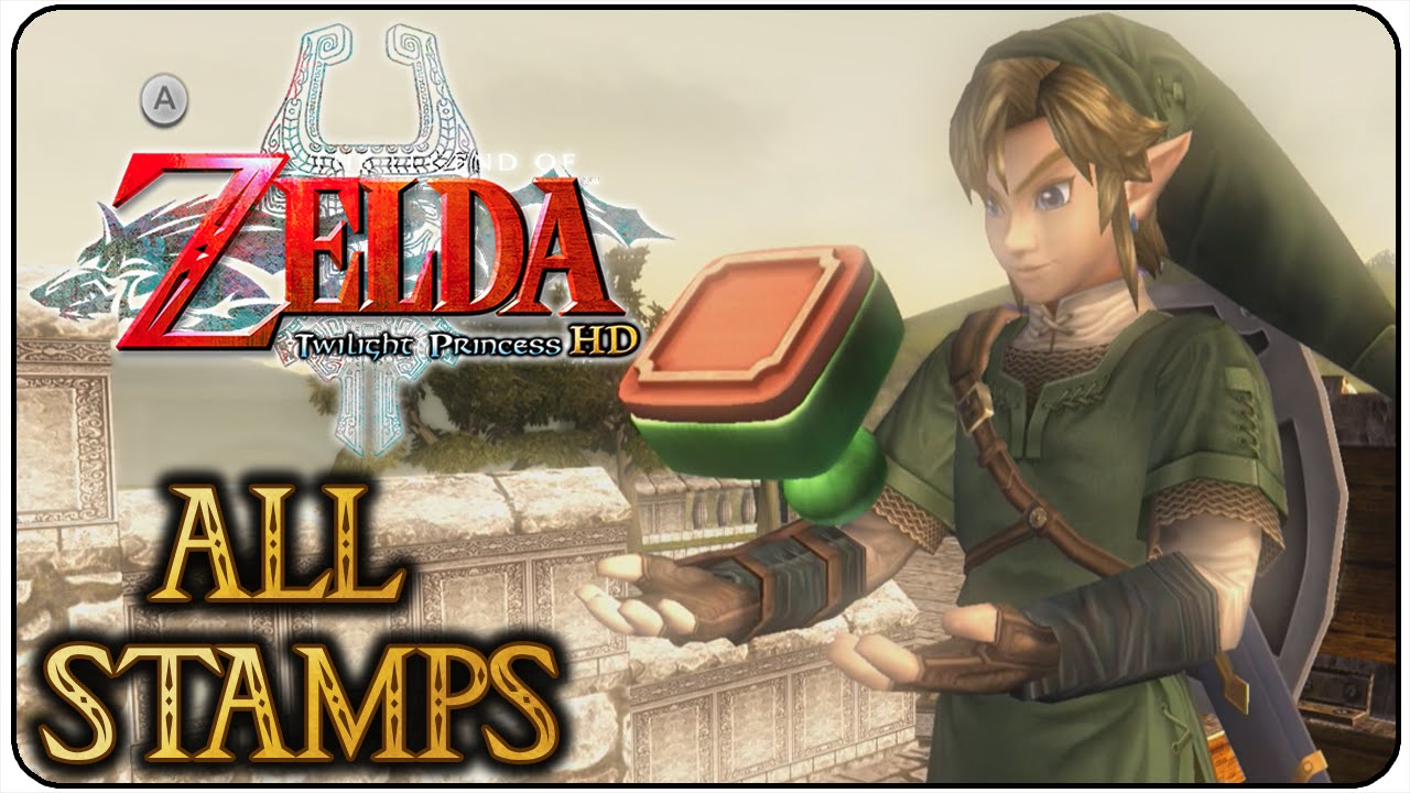 All Stamp Locations Twilight Princess Lasopashows